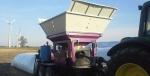Машина для плющения зерна Murska 2000S2x2 СВ Мах с упаковочным выходом