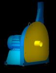 Зернодробилка ДКР-4Д