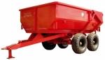 фото Полуприцеп самосвальный тракторный ПСТ-7-1Б