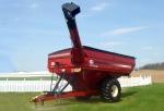 Зерновой прицеп J&M GC31t-1